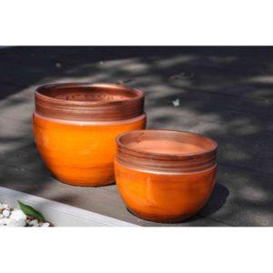 Pot Austral coloris Pain d'Épice