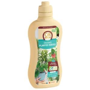 Engrais liquide plantes vertes Or Brun 1L