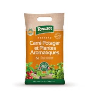 Terreau Carré Potager et Plantes Aromatiques Bio Tonusol
