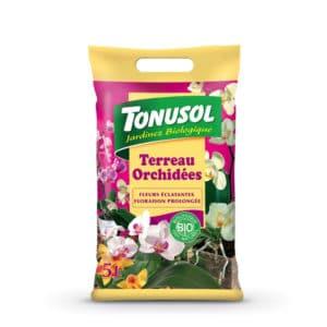 Terreau Orchidées Bio Tonusol