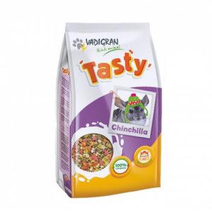 Aliment complet Tasty chinchilla - Vadrigan