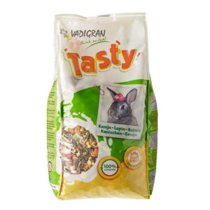 Aliment complet Tasty lapin - Vadrigan