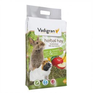 Foin de fleur et fruit pomme, banane - Vadrigan
