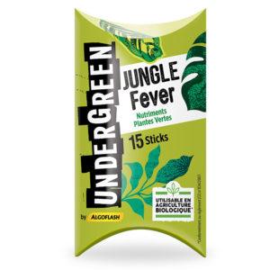 Jungle Fever – Nutriments plantes vertes 15 sticks