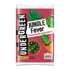 Terreau cactus et succulentes Jungle Fever - Undergreen