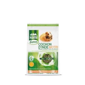 Repas complet Cochon d'Inde Motri - Hamiform